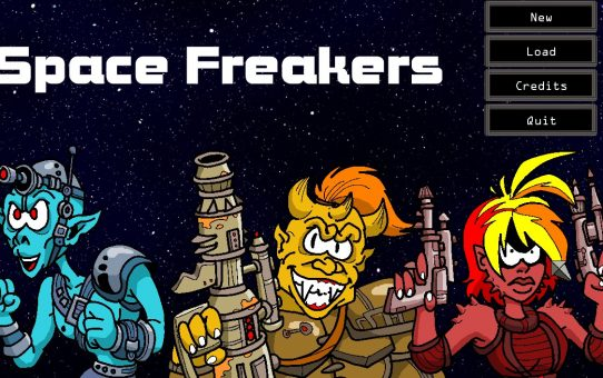SPACE FREAKERS