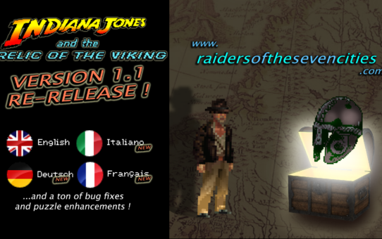 Indiana Jones and the Relic of the Viking