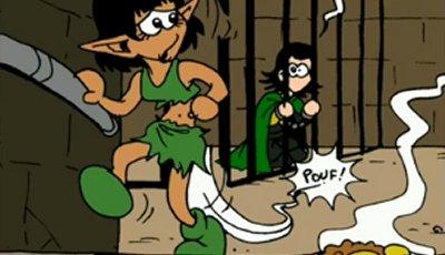 Rêve numéro 16 : Tao, Loki et du cassoulet