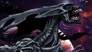 Rêve numéro 3 : la Reine Alien des noobs