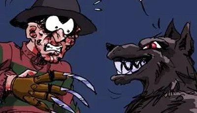 Rêve numéro 1 : rencontre avec Freddy Krueger