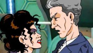 Illustrations sur Doctor Who / Sherlock
