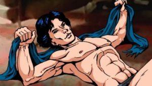 Doctor Who / Sherlock – nus – études anatomiques
