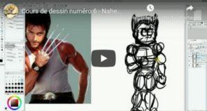 Cours de dessin 6 : Naheulbeukise ton héros !