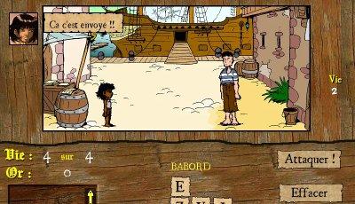 Dread Mac Farlane, apprentie pirate