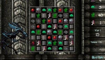 Alien Puzzle Invasion