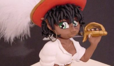 Figurines et crafting Dread Mac Farlane