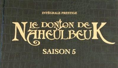 Naheulbeuk édition prestige saison 5