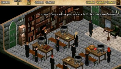 Harry Potter RPG