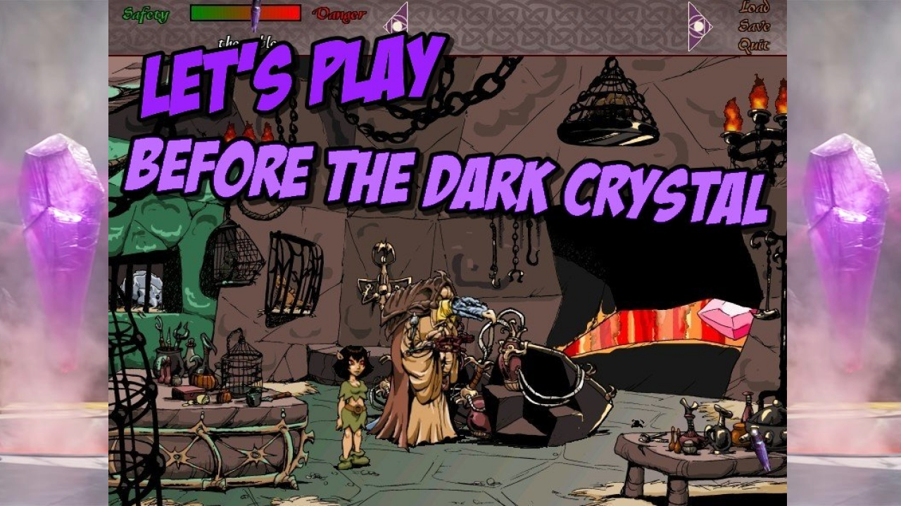 Read more about the article Let's Play : Before the Dark Crystal