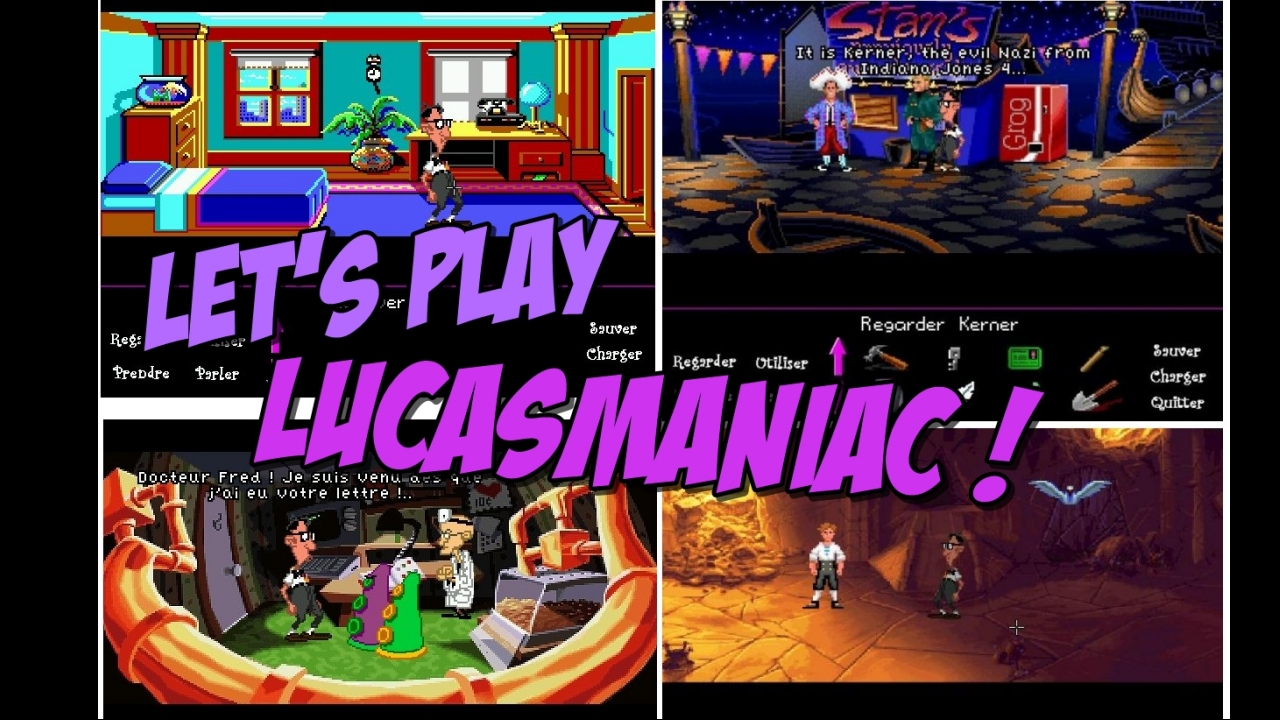Let's Play : LucasManiac !