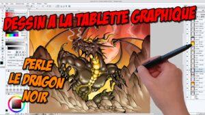 Making-of Vidéo : Perle, le Dragon Noir des «Chroniques de Katura»