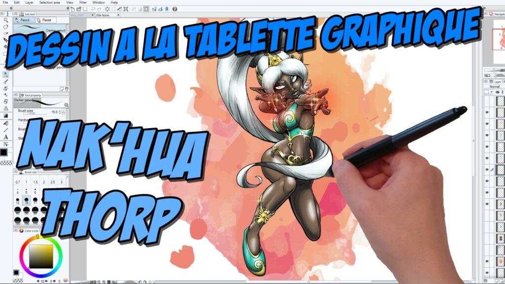 Making-of vidéo : Nak'Hua Thorp (Naheulbeuk)