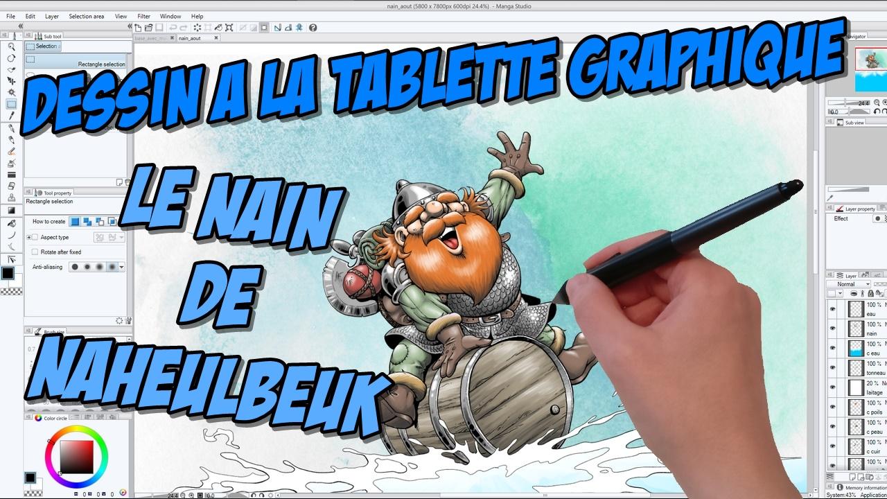 Making-of Vidéo : le Nain de Naheulbeuk (Tipeee Août 2020)