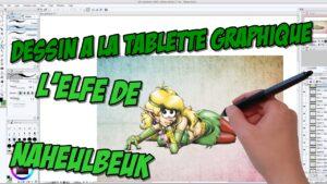 Making-of Vidéo : l'Elfe de Naheulbeuk