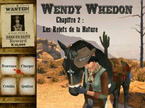 Wendy Whedon – LES REJETS DE LA NATURE