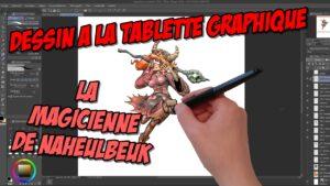 Making-of vidéo : Magicienne de Naheulbeuk