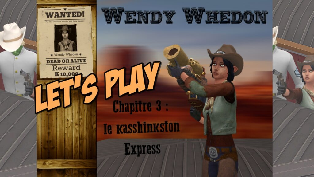 Let's Play : Wendy Whedon 3