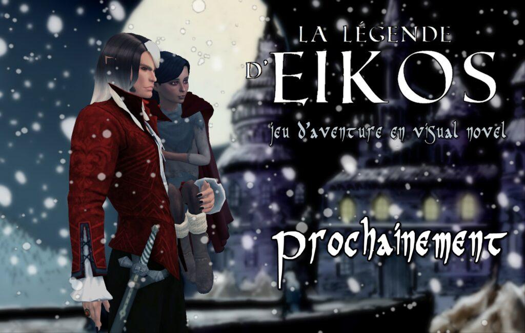 La Légende d'Eikos – le jeu vidéo