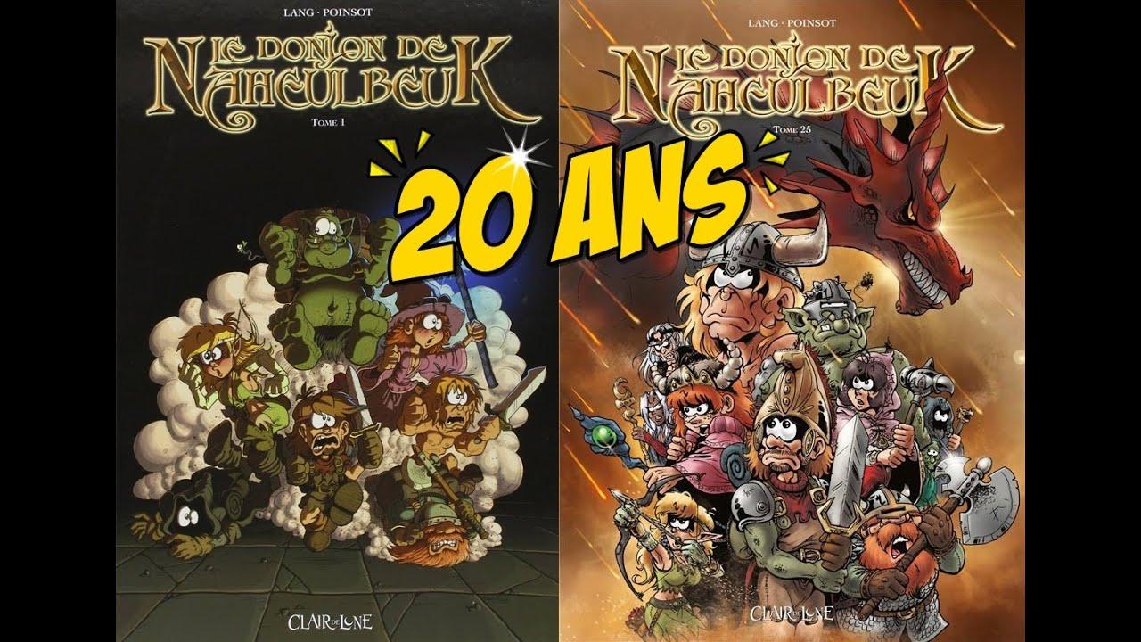 Read more about the article 20 ans de Naheulbeuk !