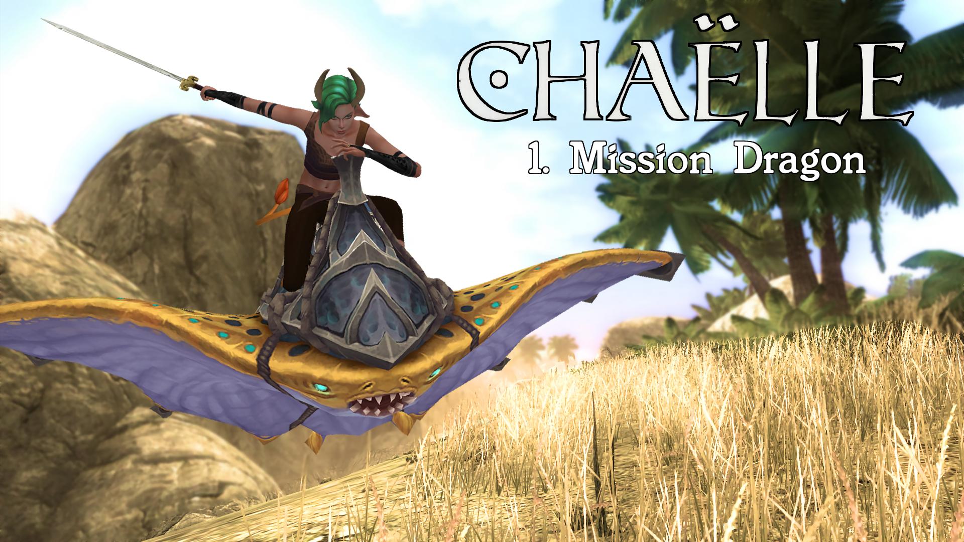 Read more about the article CHAELLE – Jeu Vidéo – Chapitre 1